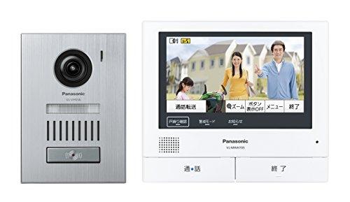 パナソニック(Panasonic) テレビドアホン VL-SVH705KS