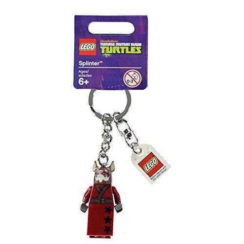 LEGO Teenage Mutant Ninja Turtles: Splinter Llavero