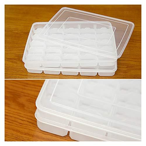 LJZX Caja de Almacenamiento Resistente 1 UNID Cocina DE Cocina FRIGHER CONGELADOR Caja de Almacenamiento Fresco Materiales poliméricos
