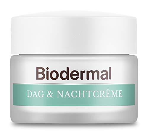 Biodermal Dag- en Nachtcrème - Hydraterend en voedend - 50ml