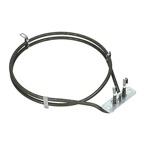 Heizelement Heißluft 2000W Backofen Elektrolux AEG 358190736/1