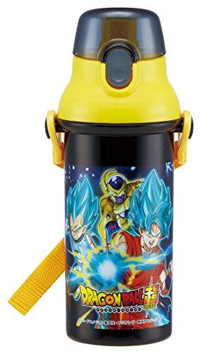 Botella de plástico de un solo toque 480ml Dragon Ball...