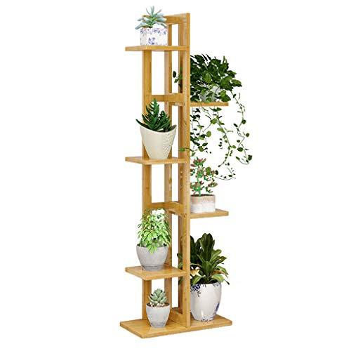 Xuan - Worth Having Vert Fleur Stand Balcon Salon Intérieur Multi-étages Étage Charnu Fleur Plateau Simple Moderne Fleur Pot Rack (Taille : 40 * 20 * 145cm)