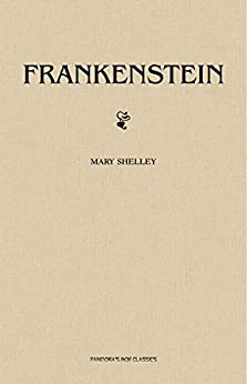 Frankenstein by [Mary Shelley]