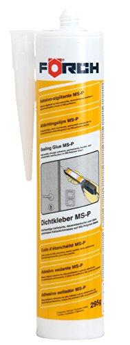 Förch Dichtkleber MS-Polymerkleber Kartusche transparent 295gr