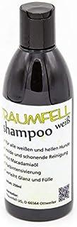 Hundeshampoo weißes Fell - Hunde Shampoo - perfekte Fellpflege bei Pudel, Malteser, Shih Tzu, Bichon Frisé und vielen Anderen Rassen