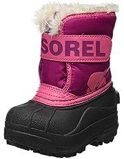 Sorel Toddler Snow Commander, Botas de Invierno Unisex bebé