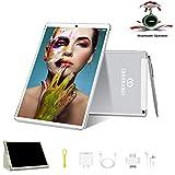 Tablette Tactile 10 Pouces 4G FHD - 4Go RAM 64Go ROM Android 9.0 Tablet PC Quad Core Batterie 6500mAh Dual SIM Caméra WiFi,GPS,OTG Tablette avec Haut-Parleur Bluetooth(Gris)