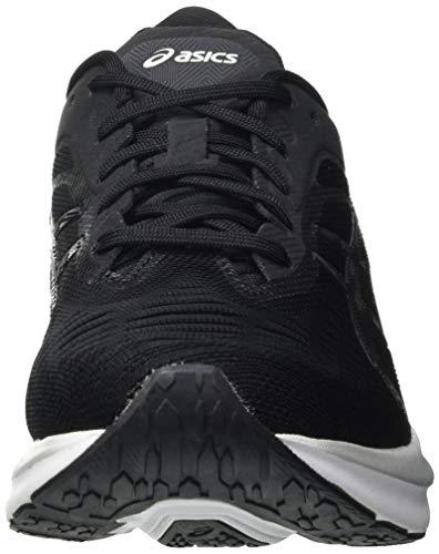 ASICS NOVABLAST, Zapatillas para Correr Mujer, Black Carrier Grey, 38 EU