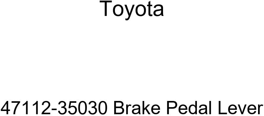 TOYOTA Genuine 47112-35030 Ranking TOP11 Pedal Industry No. 1 Brake Lever
