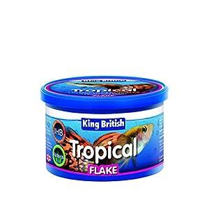 King British Tropical Flake Food 12 g