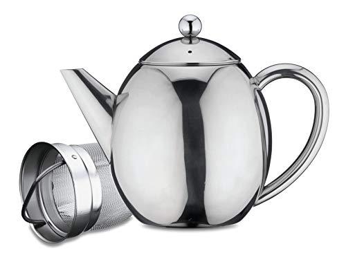 Grunwerg manipulaciones de café de acero inoxidable 48mm Doble Punta Nueva