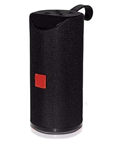 Ultra DJ Sound Blast Speaker Portable Best Bluetooth Speaker tg 113 with Super deep Bass Wireless Rechargeable dj Sound Bluetooth Speaker Support TF/USB/Pen Drive/AUX (Black)
