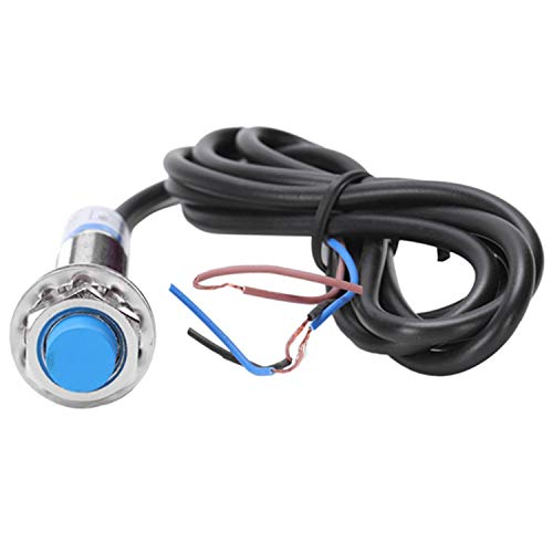 Gesh Sensor de proximidad inductivo de 12 mm 6-36 vdc diámetro 4 mm del sensor NPN normalmente abierto