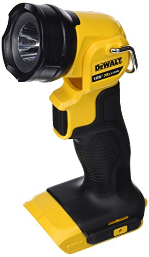DEWALT DCL040-XJ - Linterna cabeza rotativa XR 18V sin cargador/batería