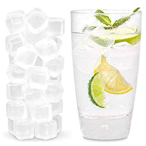 Reusable Ice Cubes For Drinks - Chills Drinks Without Diluting Them