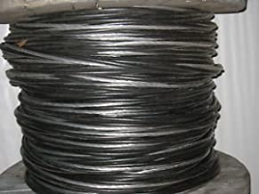 355' Razor 4/0-4/0-4/0 Triplex Aluminum ACSR Overhead Service Drop Cable Wire