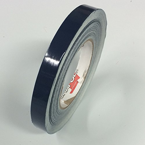 ORACAL 651 Vinyl Pinstriping Tape - Pinstripes, Decals, Stickers, Striping - 2inch x 150ft. roll - Deep sea blue