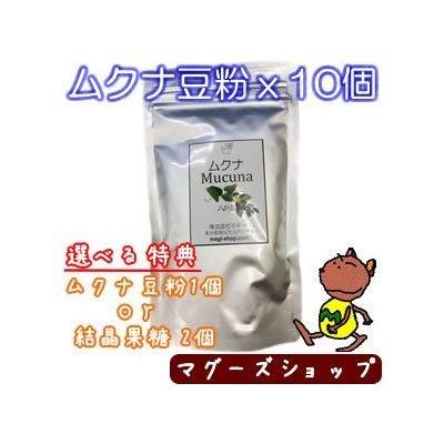ムクナ豆粉 100g×10個