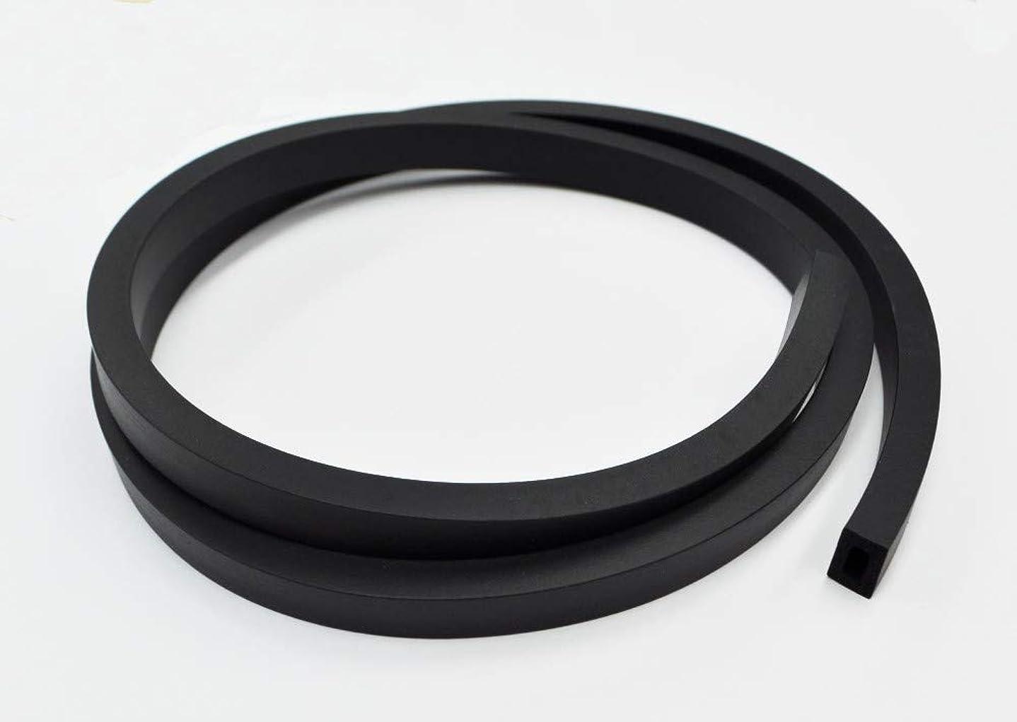 信頼性香りトリクルネオロン角紐 8mm×10mm 5m巻 単位:5m巻