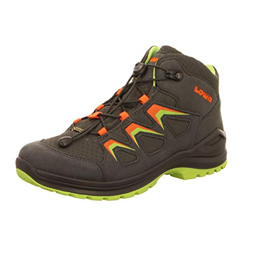 Lowa Innox Evo GTX QC Junior - Graphite/Flame