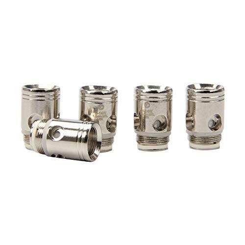 Joyetech EX Spulenkopf MTL 1,2 Ohm Elektronische Zigarette Ersatzspulenkopf Ersatzkern für Überschreiten der Kante / D19 / D22 (EX 1,2 Ohm)