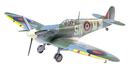 タミヤ 1/48 傑作機シリーズ No.33 イギリス空軍 スーパーマリン スピットファイア Mk.Vb プラモデル 61033