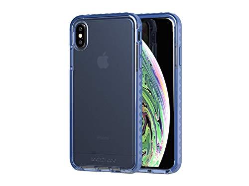 tech21 EVO Rox - Carcasa para iPhone XS MAX (protección contra caídas de 3,6 m), Color Azul
