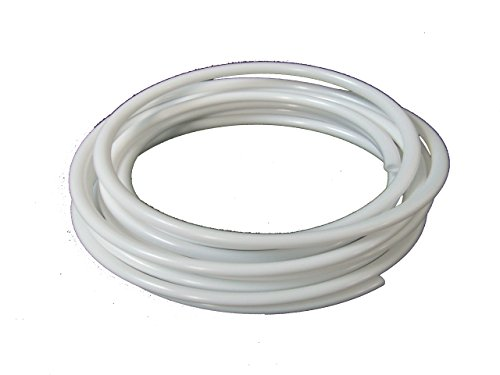 TheWaterFilterMen American Style Fridge Freezer 1/4' Water Pipe Tubing Lldpe Fits Samsung Lg Bosch Daewoo Ge + All Others That Use 1/4' Ldlpe Tube