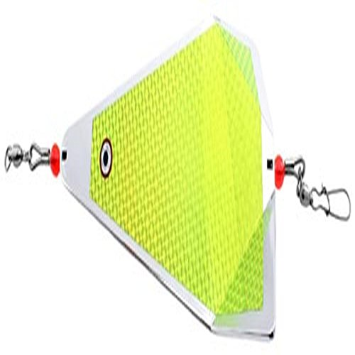 GIBBS-DELTA TACKLE 88804 Inline-Blinker, gelb