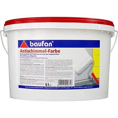 Baufan -   Antischimmelfarbe