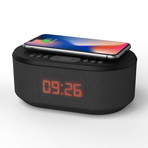 Best bluetooth speaker clock