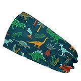 Stephen Joseph Kids' Toddler Headband Accessories, Dino, One Size