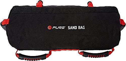 Pure 2Improve Sandsack Sandsack, Schwarz/Rot, One size, p2i100160