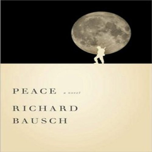 Peace audiobook cover art