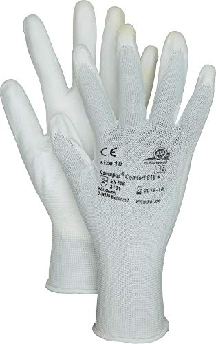 Honeywell Safety Products 616 Gants de protection Blanc Taille 10