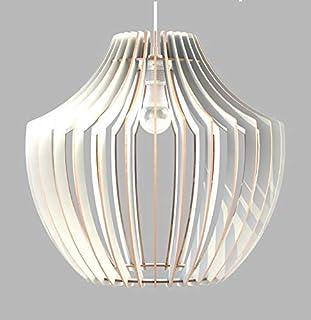 Lampadario moderno a sospensione - Design Vaso Stilizzato - Dimensioni extra