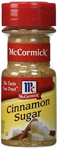 McCormick Cinnamon Sugar, 3.62 oz, 2 pk