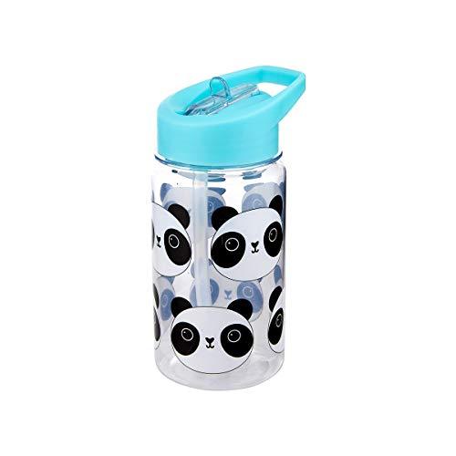 Sass & Belle Drink up Aiko Panda Botella de agua