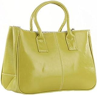 0e2024a215d2 Fashion Story Women Handbag Ladies Hobo Shoulder Bag Large Compartment ( Lemon)