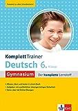 Klett KomplettTrainer Gymnasium Deutsch 6. Klasse