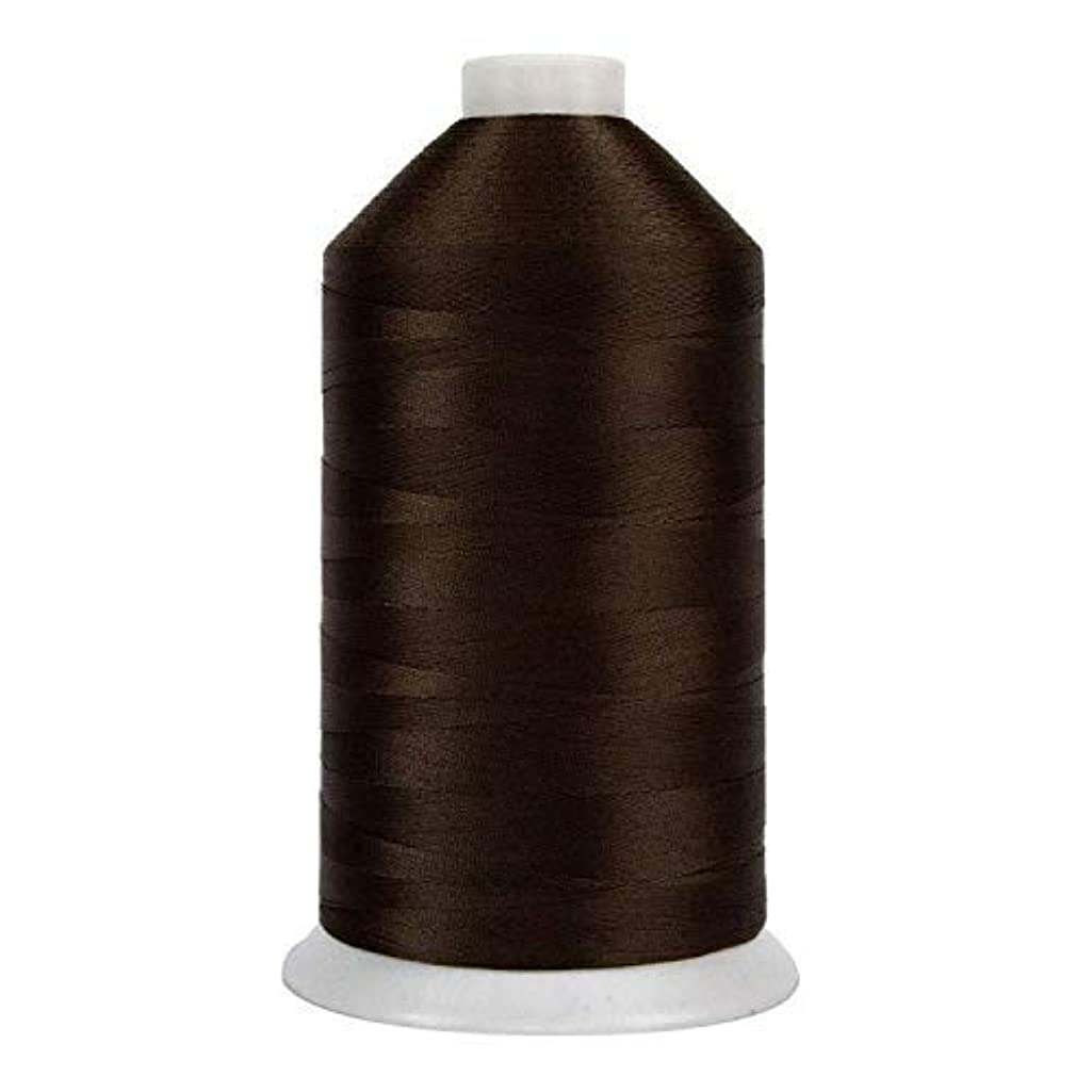 Superior Threads - Bonded Industrial Nylon Thread for Upholstery and Automotive Sewing, 69-004 Brown