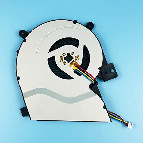Laptop CPU Cooling Fan for ASUS X451 X451M X451C X451CA X551 x551m X511C X551C X551CA X551MA Cooler Fan KSB0705HB
