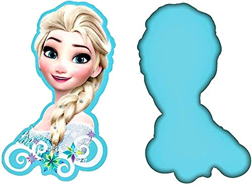 Disney Frozen Elsa 3D cushion