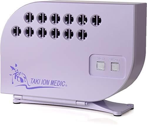 マイナスイオン 発生 滝風 (たき) TAKI ION MEDIC イオンメディック 医療用物質生成器 : パープル