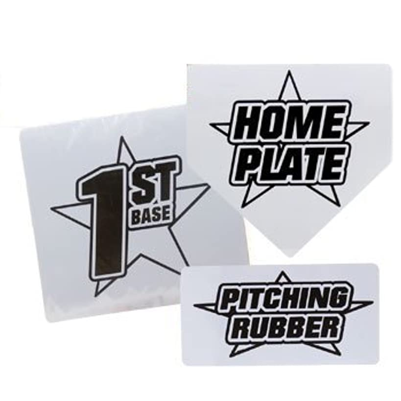 All-Star Sports T Ball Base Set