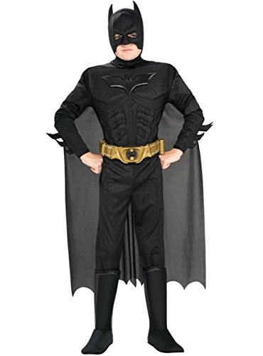 Déguisement Batman Luxe (The Dark Knight Rises) - Enfant (M - 8/10 ans - 127 à 137 cm)