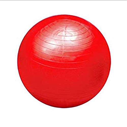 Softee Equipment Pelota Gigante Pilates Fitness diametro 100 cm Rojo