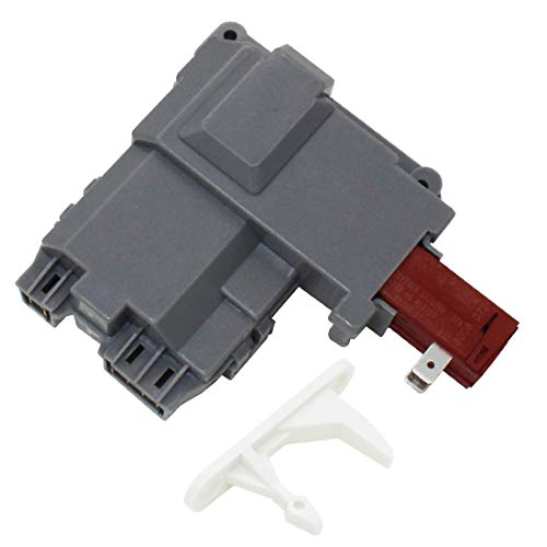S-Union Replacement 131763202 Front Load Washer Door Lock Switch Assembly...
