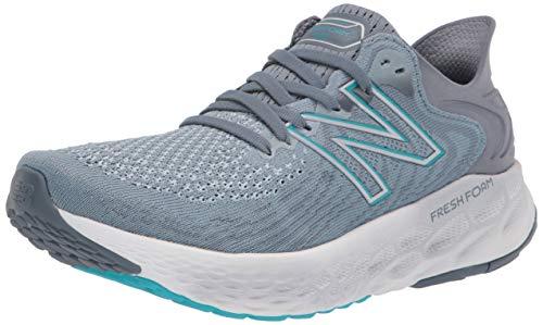 New Balance Men's Fresh Foam 1080 V11 Running Shoe, Wave/Light Rogue Wave, 7